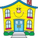 casa che sorride